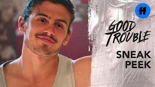 Good Trouble Season 2, Episode 5   Sneak Peek: Callie & Gael Work Well Together   Freeform