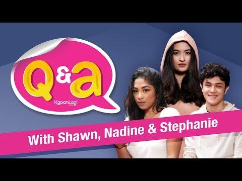 Q&A Anak Artis 3 - Sering Shopping? [Part 1]