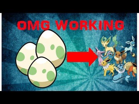 HOW TO GET EGGS/BREED (Pokemon Brick Bronze)