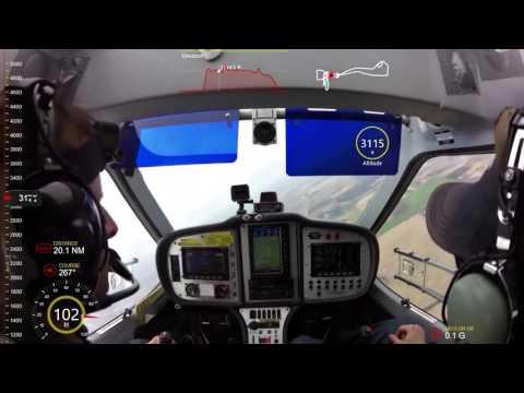 Sport pilot lesson