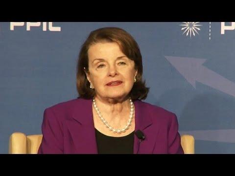 A Conversation with US Senator Dianne Feinstein