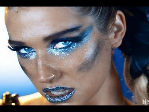 Ke$ha We R Who We R Makeup Tutorial