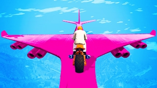 BIKES DOING THE UNTHINKABLE! (GTA 5 Funny Moments)