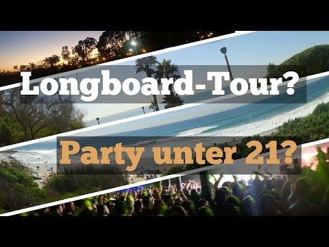 Longboard-Tour? - Aupair VLOG #2