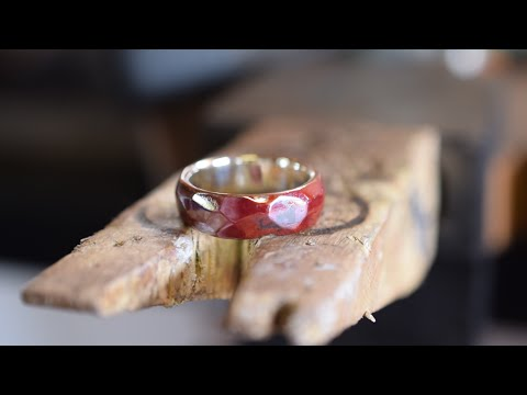 Making The Red Copper Ring