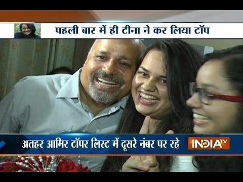 Meet 22-year-old Tina Dabi, Topper of Civil Services Examination 2015