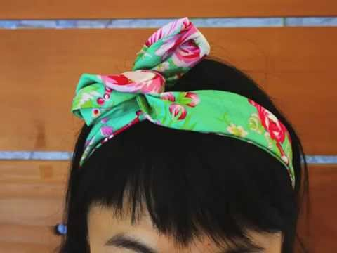 How To Make a Wire Headband