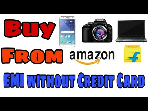 Buy online on EMI without credit card