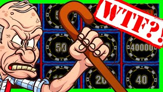 *** THE ANGRY OLD MAN RETURNS!*** CASINO FIGHTING CONTINUED! WINNING W/ SDGuy1234