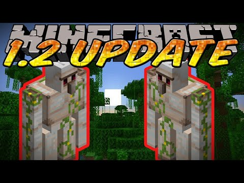 Minecraft 1.2 Full release - ALL features