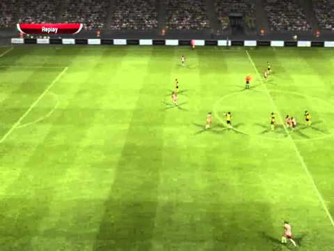 Malaysia vs Thailand PES 2013