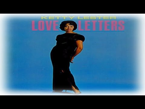 Ketty Lester - Love Letters #HIGH QUALITY SOUND