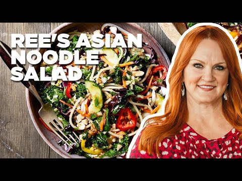 Ree's Asian Noodle Salad | Food Network