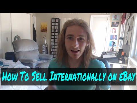 Drop Shipping eBay How To Sell Internationally Using eBay GSP Global Shipping Program