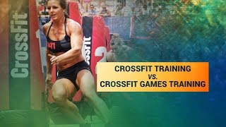 Clip from Fittest On Earth 2016: Training CrossFit