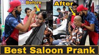 Best Saloon Prank on Two DRUNK Man    India Best Saloon Prank 2020  Prank In Kolkata 2020  By TCI