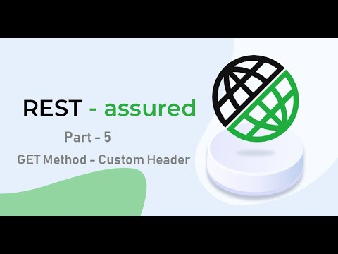 Part 5   Creating the GET request with custom headers