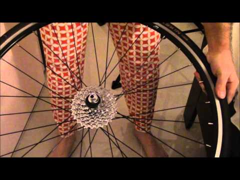 DIY Ep. 4: Installing new tires (Continental Gatorskins) on your road bicycle.