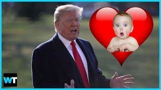 National Enquirer PAID TO BURY Trump 'Love Child' Story From Doorman! | What