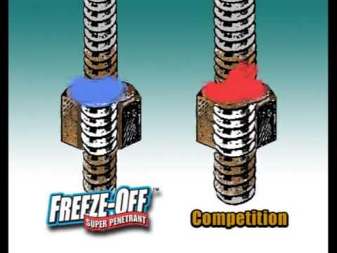 CRC Freeze Off Super Penetrant