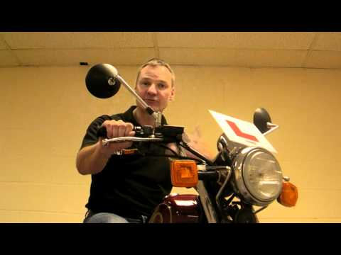 Learn to Ride a Motorcycle (Video 3) - Throttle and Front Brake