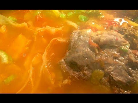 Hong Kong Style Borscht Soup 香港式羅宋湯