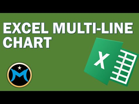 Excel Multi-Line Chart