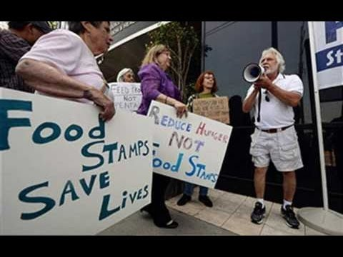 Food Stamp Crisis Leading To Riots As ETB/Food Stamps Are Cut To 47 Million Americans