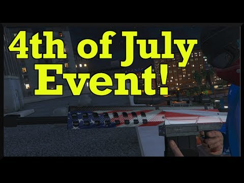 GTA Online: New Vagner Super Car, New Gamemode, & Independence Day Items! (4th of July Online Event)