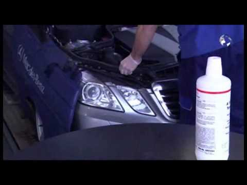 W212 Clean inside of headlamps