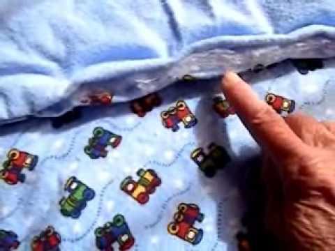 Make a Baby Comforter