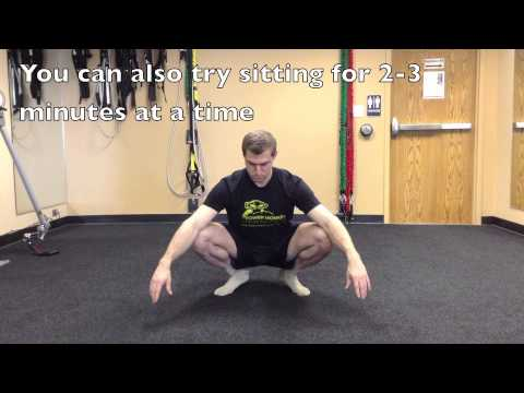 The Best Ankle Mobility Exercises