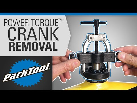 Crank Removal and Installation - Campagnolo® Power Torque™