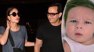 Kareena Kapoor and Saif Ali Khan Go On Vacation Leaving Taimur at Home | Bollywood Buzz
