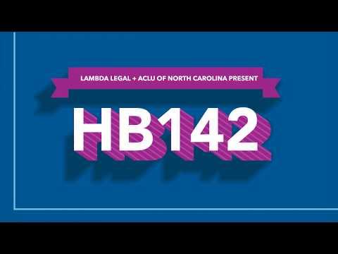 HB142 is bad for LGBTQ people + North Carolina