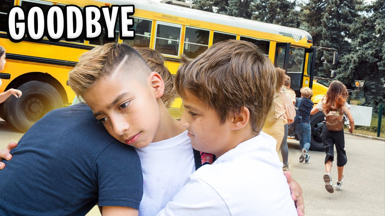 Our Son's Last Day of School.. (Saying GoodBye) | The Royalty Family