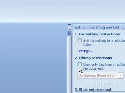 How to create a check list in Word 2007
