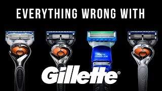 Everything Wrong With Gillette in 5 Minutes or Less