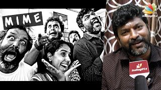MUST WATCH : Mime is a Universal Language | Kabali fame Mime Gopi's Acting School | Interview