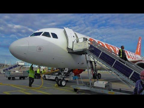 easyJet Airbus A320-214SL Liverpool to Amsterdam | Full Flight