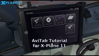 X Plane 11 | Zibo 737-800 + AviTab Full Installation / First