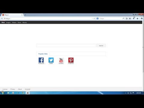 How to remove http://bing.vc/ from Firefox, Chrome and IE
