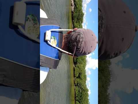 Catching Redfish in Tampa Bay