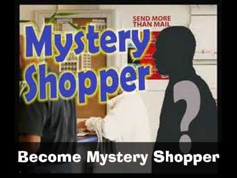 Become Mystery Shopper - Free Mystery Shopping Job List