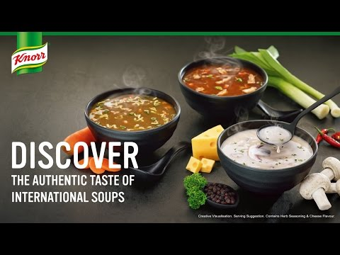 Knorr International Range - Italian Mushroom Soup
