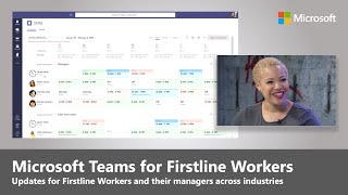 Download Microsoft Teams updates for Firstline Workers Video