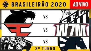 CAMPEONATO BRASILEIRO 2020 - 2° TURNO - PLAYDAY 4 - Rainbow Six Siege