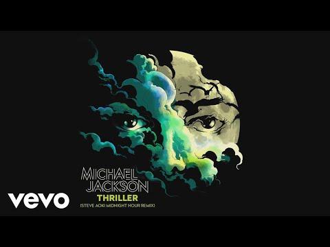 Michael Jackson - Thriller (Steve Aoki Midnight Hour Remix) (Audio)