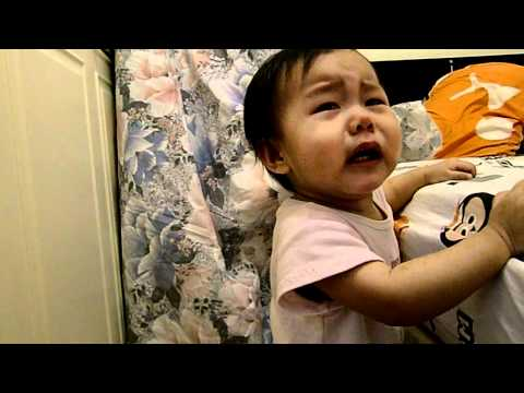 BABY CRYING FOR DADDY ANGRY