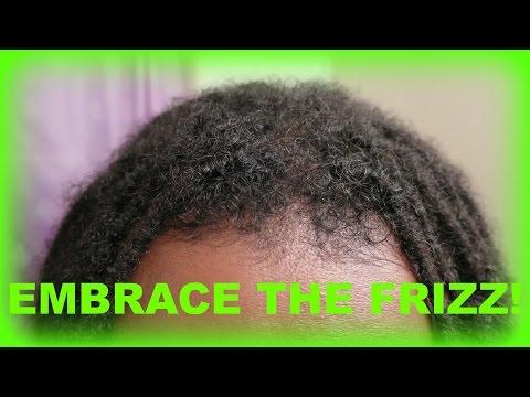 EMBRACE THE FRIZZ!